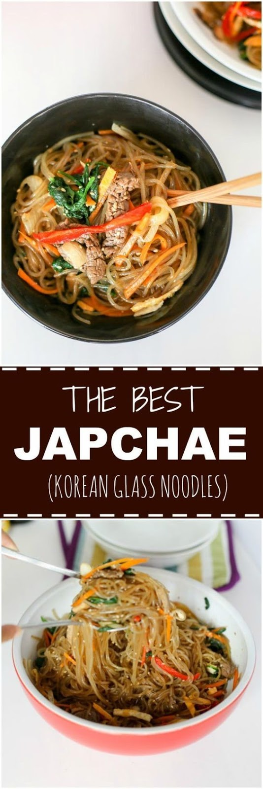 ★★★★☆ 7561 ratings | KOREAN GLASS NOODLE STIR FRY (JAPCHAE) #HEALTHYFOOD #EASYRECIPES #DINNER #LAUCH #DELICIOUS #EASY #HOLIDAYS #RECIPE #KOREAN #GLASS #NOODLE #STIR #FRY
