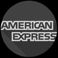 americanexpress blackout icon
