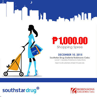 Calling all Cebuanos! Win P1,000 shopping spree!!