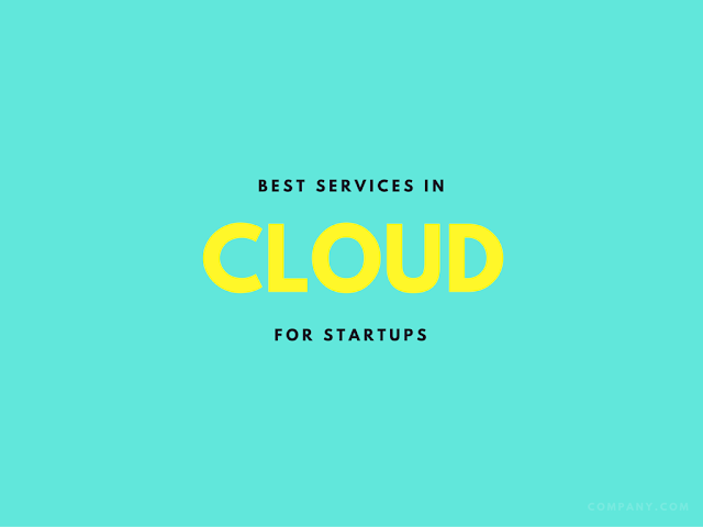 List of some really useful cloud service providers for startups