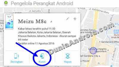 Cara Buka HP Meizu Lupa Pola dan Password Layar Terkunci   Dunia Android
