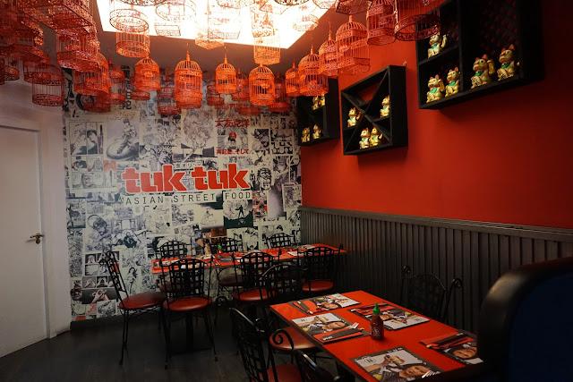 Restaurantes Tuktuk