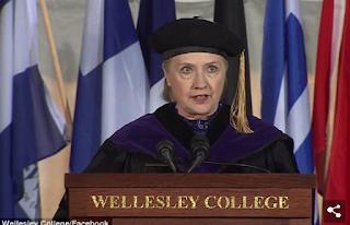 Hillary Clinton Invokes IMPEACHMENT In Speech To Grads
