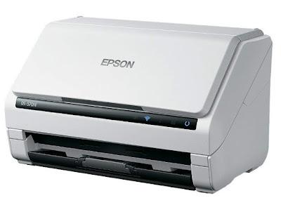 エプソンDS-570Wドライバー