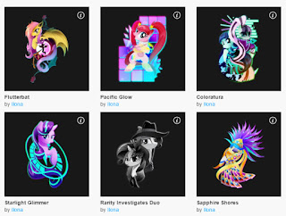 MLP Teepublic Black Friday Sale