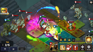 Download Game Legacy Quest : Rise of Heroes Apk V1.9.107 3