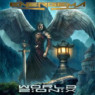"""Ο δίσκος των Energema """"World of Zionix"""""""