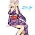 Tags: Render, ALfheim Online, Bare legs, Cleavage, Elf, Feet, Full body, Large Breasts, Strea, Sword Art Online, Yukata