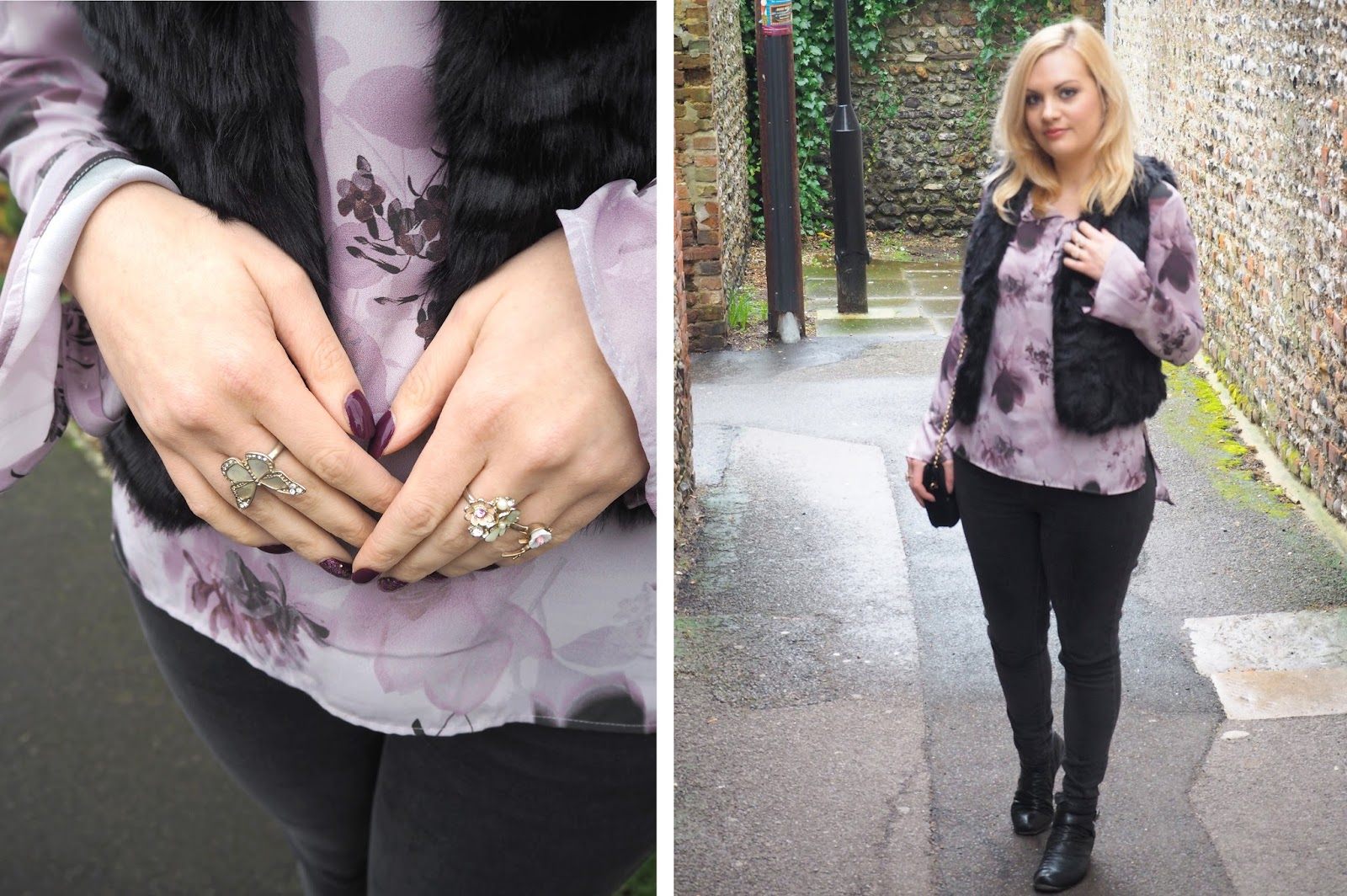 Stylish In The Smoke: Outfit | Katie Kirk Loves