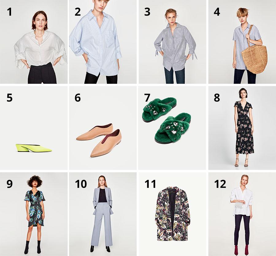 1b1fb7c48 12 compras de rebajas de Zara para aprovechar en verano
