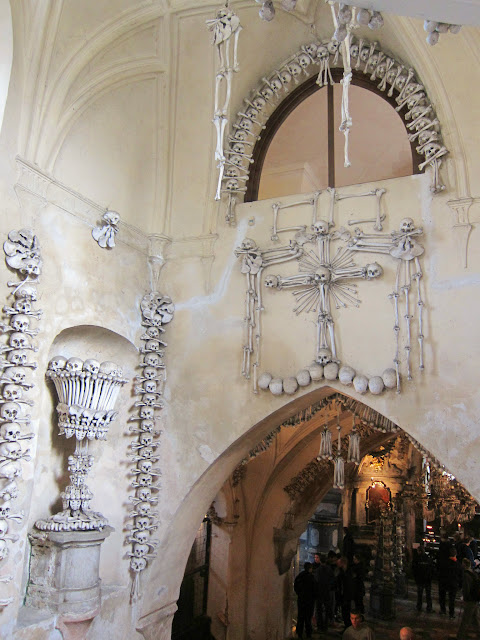 Bone Church i Kutna Hora
