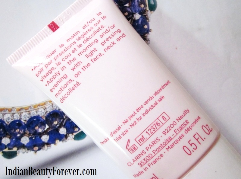 Clarins Whiteplus Total Luminescent Emulsion Review