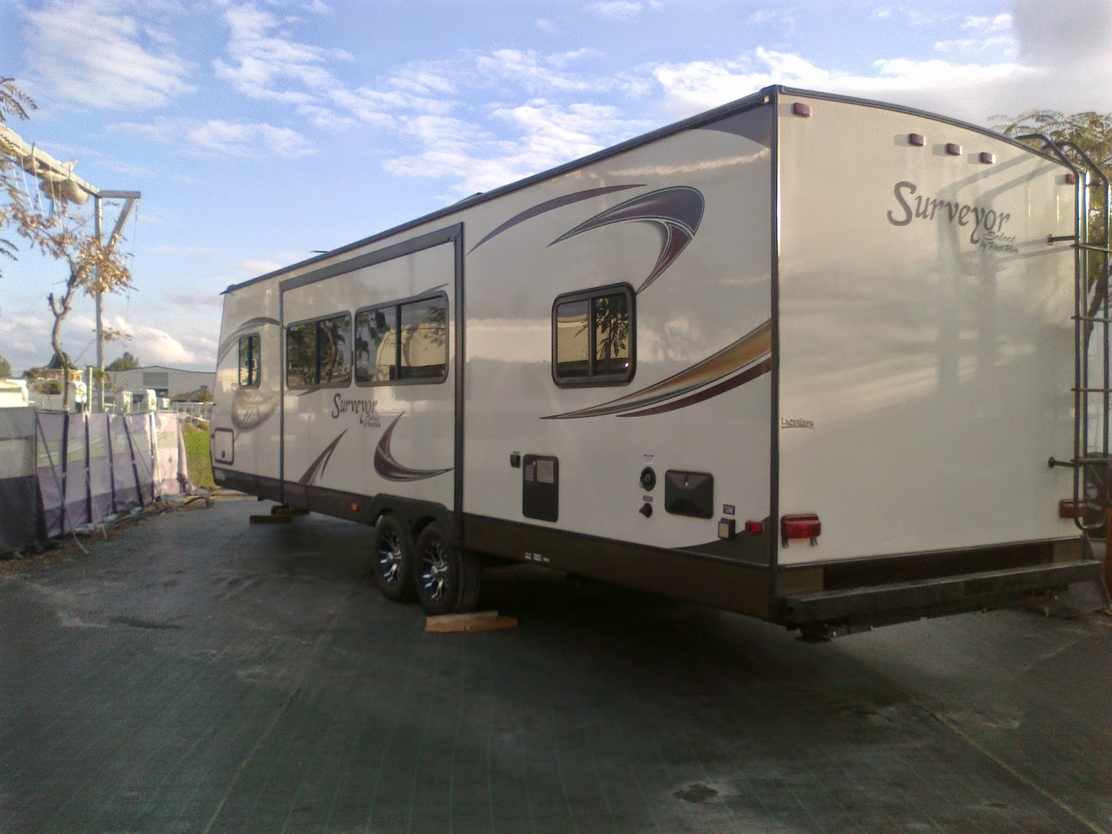UK Europe caravan towing service