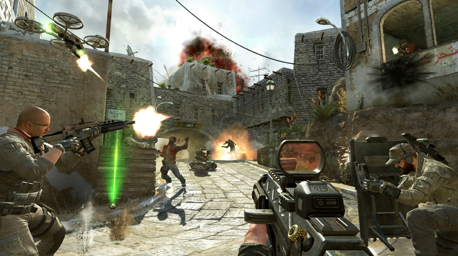 تحميل لعبة call of duty 3 wifi4games