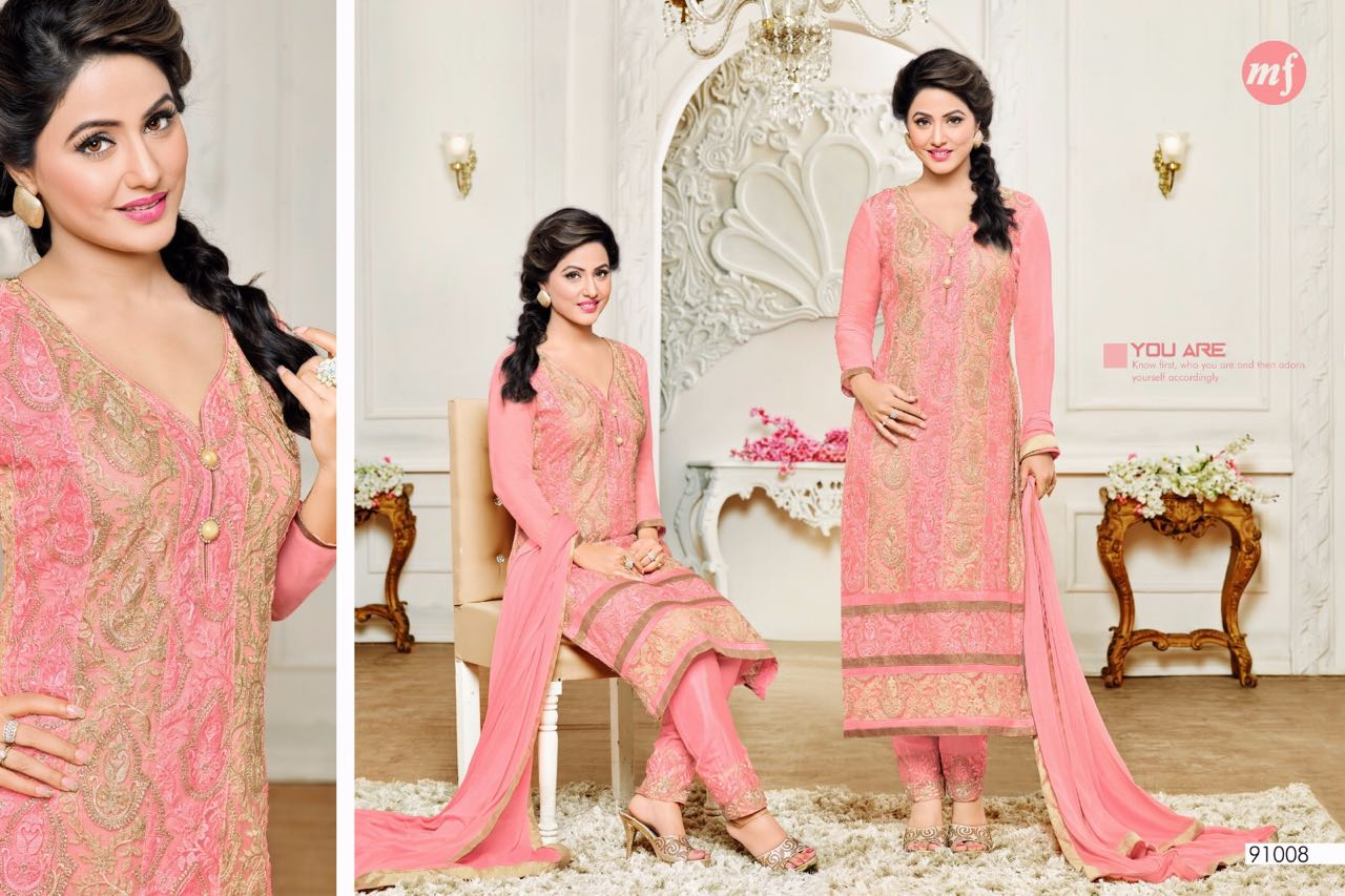 Heenari Vol 7 – New Collection Designer Stylish And Designer Salwar Suit