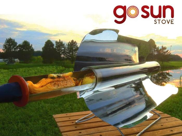 Top Solar Powered Gadgets and Gifts - Gosun Stove Solar Cooker (20) 17