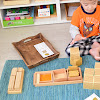 Montessori Golden Beads Bank Game