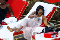 Priyanka Chopra in Bikini at a el pool  23 ~  Exclusive.jpg