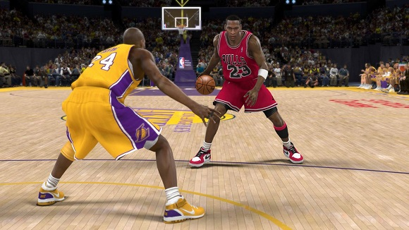 NBA 2K16 PC games
