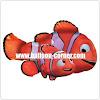 Balon Foil Karakter Finding Nemo / Ikan Nemo