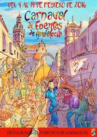 Carnaval de Fuentes de Andalucía 2016 - Arrebato en la Carrera - Fernando Flores