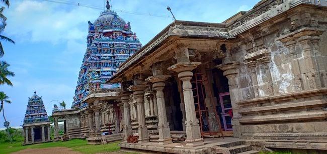 Sri Vruddhapureeshwarar Temple Prakaram