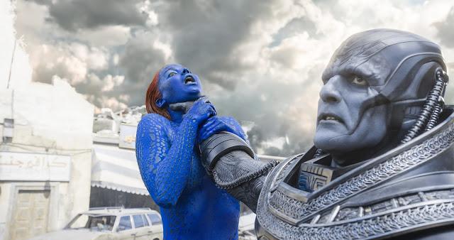 Mira el tráiler final de 'X-Men: Apocalypse'