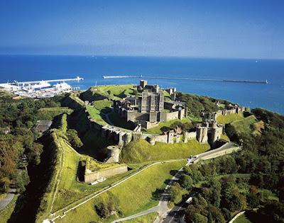 Dover Castle, Kent UK.