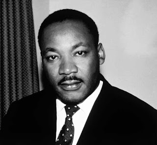 Martin Luther King's picture