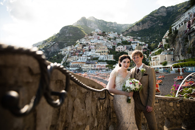 Portraits on Positano beach