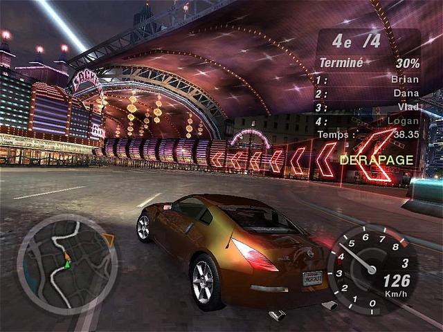 Need For Speed Underground 2 (gratuit) - Télécharger la ...