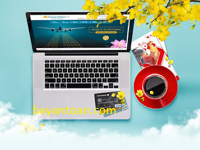 Vietnam Airlines giảm giá vé máy bay 20% cho chủ thẻ Techcombank