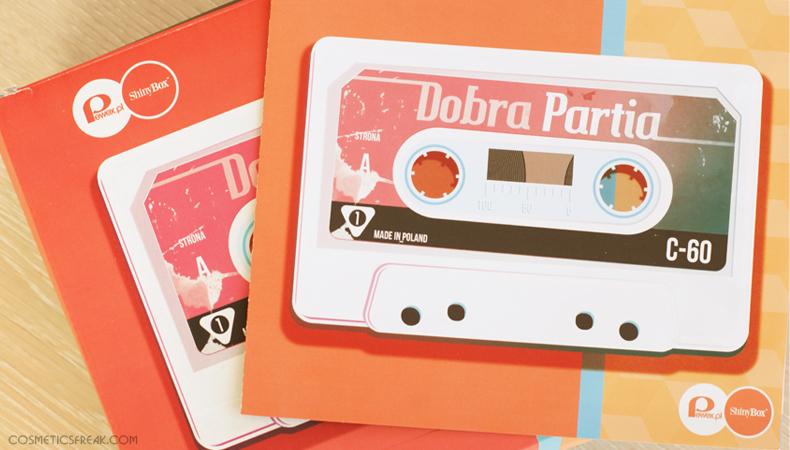 """LISTOPADOWY SHINYBOX """"DOBRA PARTIA"""""""
