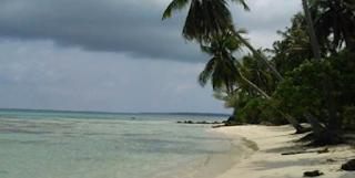 Obyek Wisata Pasir Putih Menarik Karimunjawa
