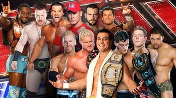 Top wrestling fan page: November 2013