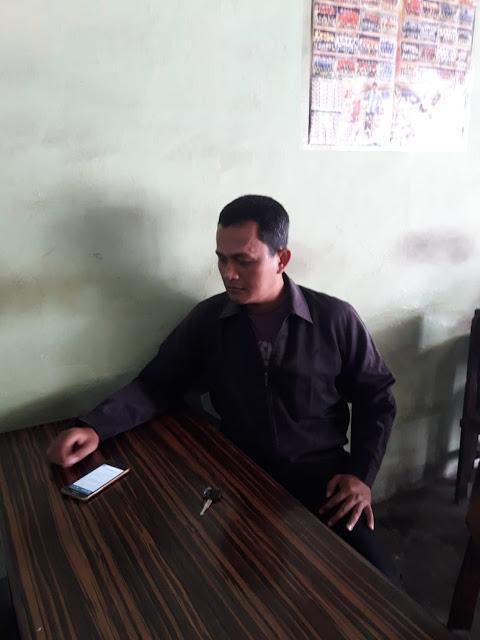 Wakil Ketua AMPI Asahan Doly Simbolon.
