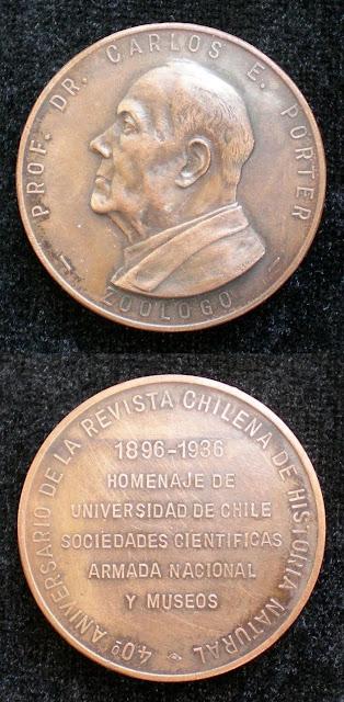 Carlos Porter Mosso - Revista Chilena de Historia Natural
