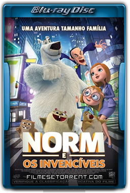 Norm e os Invencíveis Torrent 2016 720p e 1080p BluRay Dublado