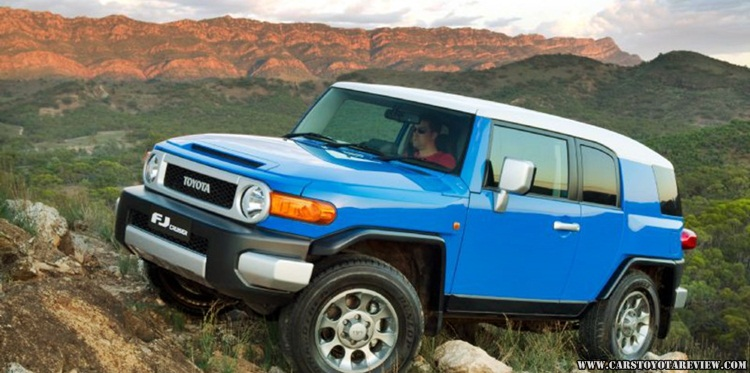2018 Toyota FJ Cruiser Specs, And Release Date