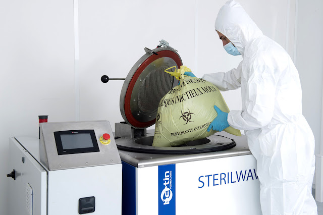 gestor autorizado residuos sanitarios sevilla málaga cádiz córdoba huelva
