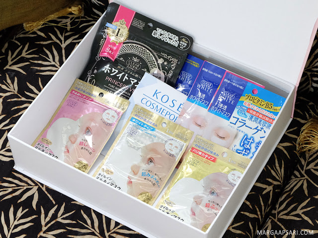 Kose Cosmeport Clear Turn Mask