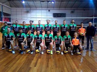 ΓΑΣ Αρχέλαος Κατερίνης - ΜΑΣ Νίκη Αιγινίου 0-3