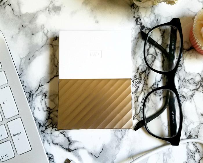 Geschenkideen Muttertag 2018 - My Passport Ultra - Der Mobile Speicher mit Stil externe Festplatte 3
