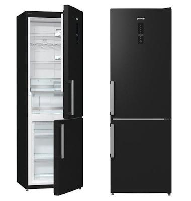 combina frigorifica no frost neagra gorenje nrk6192mb cum aleg combina frigorifica no frost. Black Bedroom Furniture Sets. Home Design Ideas
