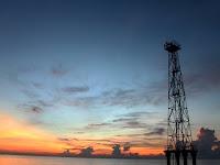 Wisata Pantai Joras.  Kabupaten Tanah Laut