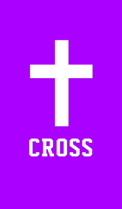 SIMPLE CROSS style 4