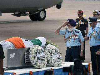 वायुसेना के इकलौते मार्शल अर्जन सिंह का 98 साल की उम्र में निधन