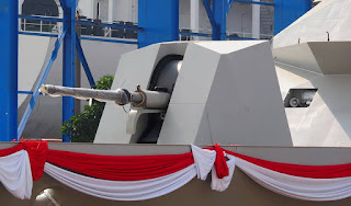 OTO Melara 76 mm Super Rapid Gun