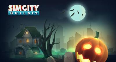SimCity BuildIt Halloween Haunt Update