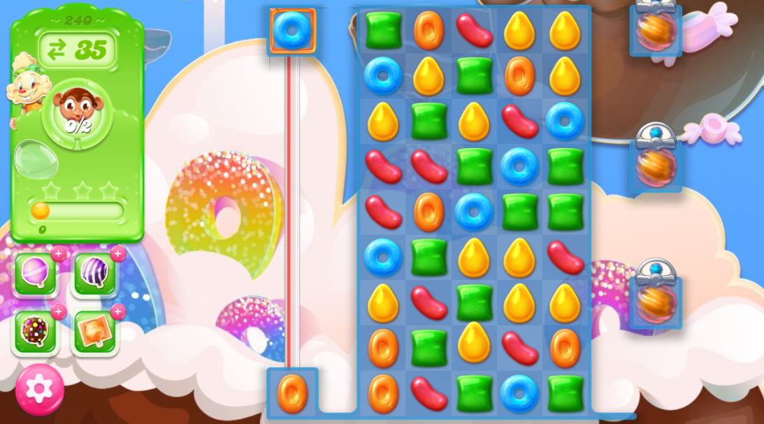Candy Crush Jelly Saga 240
